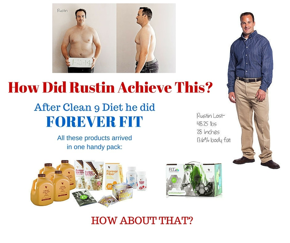 forever fit programme